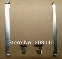 Original laptop LCD/LED Left&Right hinges with frame/stand for Sony SVE151C11T SVE151C11M SVE151D12T SVE15 SVE151 SVE1511 series