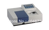 UV-Visible Spectrophotometer 200nm~1000nm  752G + FREE SOFTWARE free shipping 110V or 220v
