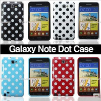 Brand New Waterproof  Mini Dot Case Covers for Samsung Galaxy I9300 S3  8Colors Hard Skin Case Cover Phone Protect Free Shipping