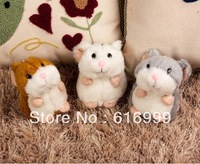 Fashion mini hamster cute plush toys away girlfriend June 1 children's day gift free shipping