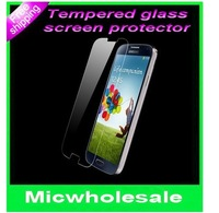 Explosion-Proof  Premium 9h Tempered Glass Screen Protector for s4  film guard  for Samsung Galaxy S4 i9500 +retail package