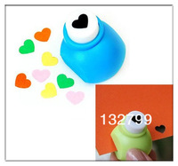 Mini Heart Paper Shaper Cutter Punch DIY Card Making Scrapbooking Tags Craft Paper Punches
