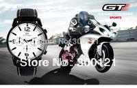 Racing GT Grand Touring Men Watch Cool Sports Gift Watch Quartz Military Watch 6 colors