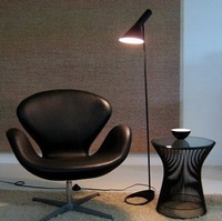 Hot-selling modern brief quality aj floor lamp