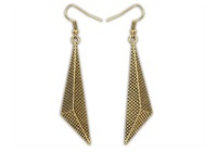 Min.order is $10(mix order) SPX3885 2014 Fashion Hot Sale Alloy Geometry Triangle Wedding Earrings Brand Jewelry E-JOY LIFE