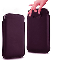 Leather PU phone bags cases 13 colors Pouch Case Bag for Highscreen Boost Cell Phone Accessories bag
