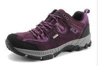 New winter authentic waterproof hiking shoes slip off-road running shoes. Women shoes 3151
