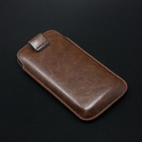 Leather PU phone bags cases 13 colors Pouch Case Bag for fly iq4403 Energie 3 Cell Phone Accessories bag