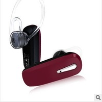 Hot Selling New wireless Mono Bluetooth headphone headset for Samsung Galaxy S2 S3 Note Note2 Free shipping