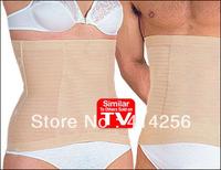 100pcs/lot Invisible Tummy Trimmer Slimming Belt Body Trimmer As Seen On TV Waist Slender Belt