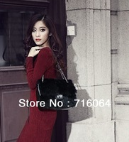 Wholesale New Fur handbags 2014 Fashion Tote bags Leather shoulder bag women leather bags