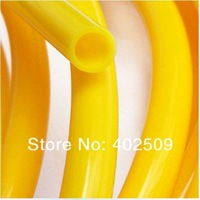 8x10 Red/Yellow imported material non-toxic flexible silicone rubber Hose for computer water cooling system,bathtub 50% Off