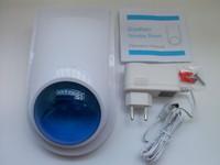 Anti tamper Waterproof Wireless Outdoor Strobe Light Siren WS108 for CHUANGO Home Alarm system Strobe G3/G5 315MHZFree shipping