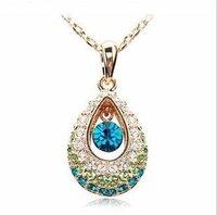 (mix order) Free Shipping & Fashion full drop pendant Austrian rhinestone crystal wholesale
