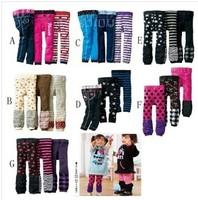 CAN CHOOSE SIZE 5pcs/lot baby Girls/boys Tights cotton babies tights Children's tights Cotton baby slim pants children's pants