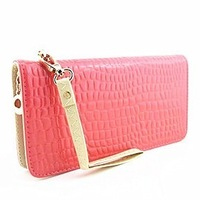2013 candy color coin purse mobile phone bag women's wallet long design-wallet day clutch