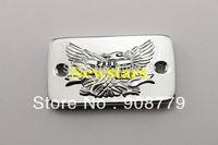 Brand New Chrome Brake Fluid Reservoir Cap For Suzuki Intruder 1400 1500 Boulevard S83 C90