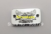 Brand New Chrome Brake Fluid Reservoir Cap For Suzuki Intruder 1400 1500 Boulevard S83 C90