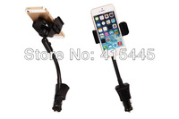 2013 Hot selling Convenience Charge Rotatable Car Vehicle-Mounted 1 Bracket Holders mobile phone, free shipping 1pcs