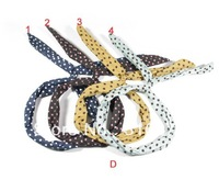2014  new Style mix colour handbands