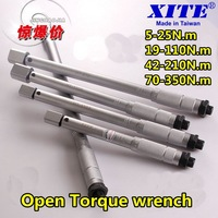 OPEN  torque wrench 5-25NM  20-110NM 42-210NM  70-350NM Ratchet wrench