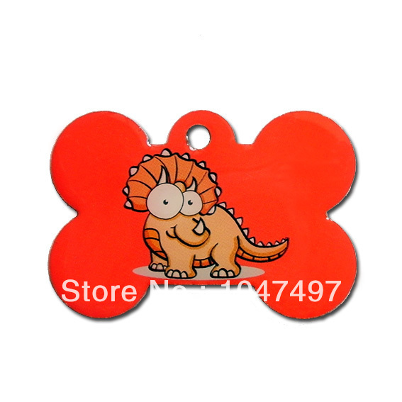 beautiful dog bone tags -dt-013(China (Mainland))
