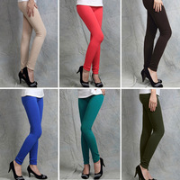Colorful Winter Hot Selling Pants Warm Legging  Free Shipping Warm and Flocking Hot Shapers Pants Leggings For Women 8 Colors