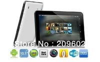 10.1 inch Android Tablet Pc A20 Dual core Cortex-A7-1.2Ghz M101 tablet 8GB/16GB Android 4.1 OS HDMI tablet pc Free shipping