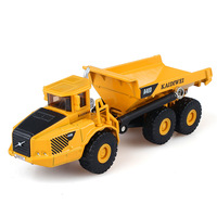 Free Shipping. Dump truck engineering car full alloy toy car toy car alloy car mold