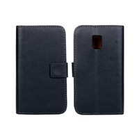 For LG P990 Optimus 2X Wallet Leather Case with cards & money slot