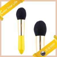 Козий волос высшего качества, прекрасный мини составляют макияж кисти коническая highlighter кисти loo7
