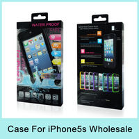 X10 iPega Colorful Waterproof Scratch-Resistant Case for iPhone5  in 6 Colors PG-i5008 (screen protector PET) Wholesale