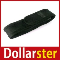 [Dollar Ster] UltraFire Nylon Holster # 119 for C3 WF 501B 502B 501C 602C TrustFire UltraFire Flashlight 24 hours dispatch