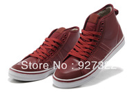 2013 Free shippinggenuine leather high quality new brand snow boots men, winter man shoes Size 40-44