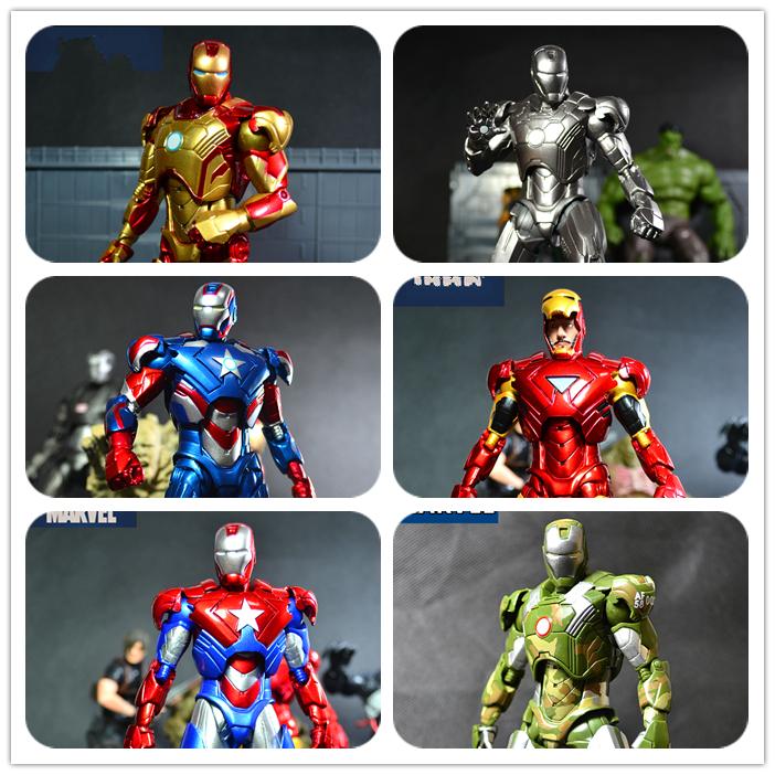 White Iron Man