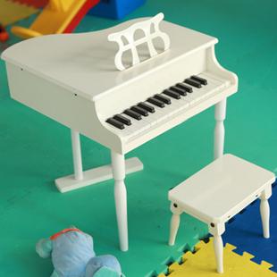 Free shipping Child child wooden piano 30 key educational toys music toy child gift(China (Mainland))