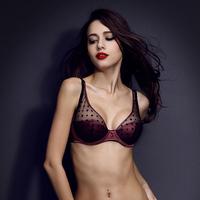 Free shipping new 2014 autumn summer women underwear set lace bra victoria briefs bras V145