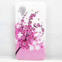 Pink Sakura Flower Hard CASE COVER Skin FOR Google Nexus 5 For LG Nexus 5