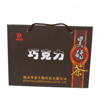 Hunan black tea anhua black tea chocolate black brick