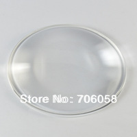 100MM LED Optical Glass Convex lens Projector Reflector for Lamp Light