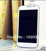 Christmas Promotion Hot Selling Smartphone MTK6515 single Core Android 2G 5.0 inch Screen white and black color Mobile phone