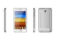 "5.0"",480 x 800 pixels, Android 4.1.1 OS,WCDMA/GSM,Mobile AP,wifi,GPS+AGPS,5MP AF+0.3MP front camera  Mobile phone"