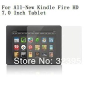 Free Shipping 500pcs/lot Clear Screen Protector Film For All-New Kindle Fire HD 7.0 inch 2013 Generation Tablet