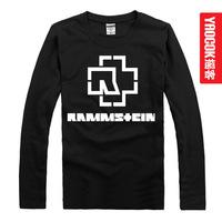Rammstein metal long-sleeve T-shirt