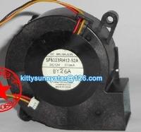 SF6023RH12-52A DC12V 170mA 3Wire TDP-TW420U Projector fan,Cooling Fan