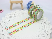 Paper tape masking paper tape decoration tape shredded tape