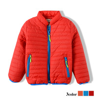 2013 children's clothing child wadded jacket male female child candy color cotton-padded jacket baby casual cotton-padded jacket