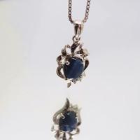 Belt certificate natural pendant pure silver platinum plating pendants female pure silver necklace