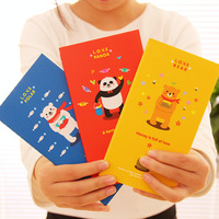 10 korea stationery mini notebook notepad 7856
