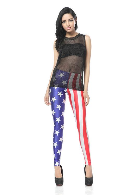 american-flag-2013-New-Women-pants-font-